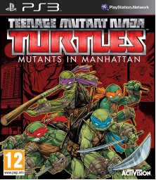 Teenage Mutant Ninja Turtles: Mutants in Manhattan [PS3]